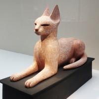 ミュージアム巡り 動物集合 猫