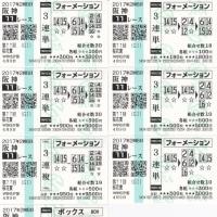 2017年G1第4戦・桜花賞予想&結果