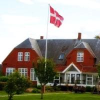デンマークからフォルケホイスコーレの先生がオフィスに来ました