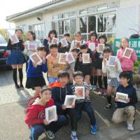 6年生のための刻字教室 開催しました!