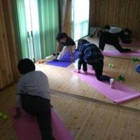 【開催】産後の運動には…『骨盤体操』を!