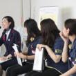 オーキャン卒業生来校!!株式会社JALスカイ 時岡奈央さん