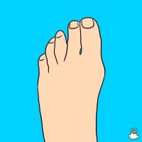 ホント?足の指でわかる、あなたの本当の性格