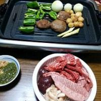 6月18日(日)焼き肉