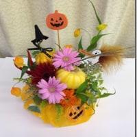 講師の活動「Halloweenアレンジ」♪