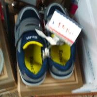 靴を安く買いました