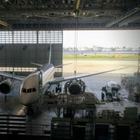 JALに続きANAも工場見学