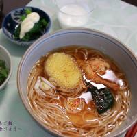 温か餅入りにゅう麺