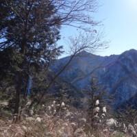 武甲山(橋立鍾乳洞口)~埼玉県秩父市
