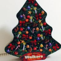ウォーカーのクリスマスツリー缶