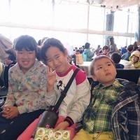 咲良夢、スイミング8級合格!