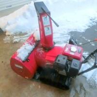 除雪機の中古