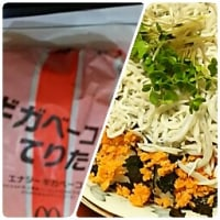 昼食と夕食