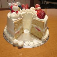 稲敷市 山口畳店ブログ  「Ohana cafe」さんのシフォンケーキでクリスマス