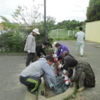 「花のみち45」花壇管理講習会が開催されました