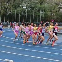 第1回世田谷競技会3000m結果報告