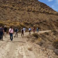 2016 スペイン荒野を行く 10月7日 「ミニ・ハリウッド」の裏手探索