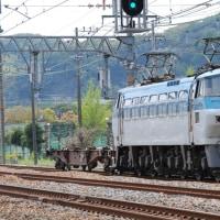 EF66 108@島本~山崎間