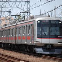 東急東横線@多摩川