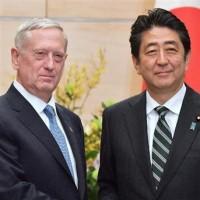 マティス国防長官 安保 尖閣に適用と明言!!