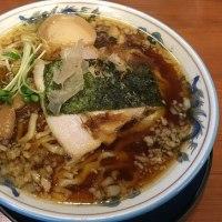麺やダイニングきかん棒(4)の味玉節中華(中太麺)(2)780円(*^▽^)ノ♪