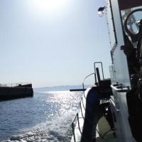4月24日  船川港:中堤