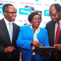 ケニアの銀行は、m-Pesa独占に挑むために協力する。