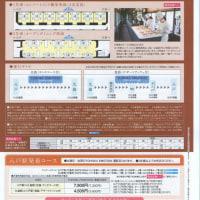 旅の小窓~「青い森鉄道で行く TOHOKU EMOTION満喫ツアー」往路