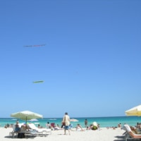 フロリダ マイアミ サウスビーチ ☆