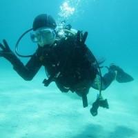 5月20日(土)PADIオープンウォーター海洋講習!松江の海が凄い事に(笑)