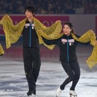 感動を有難ぉ~フィギュアスケート国別対抗戦エキシビション