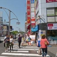 東京の上野駅周辺を散歩
