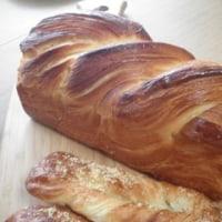 パン上級コース・・デニッシュ食パン、チーズステイック