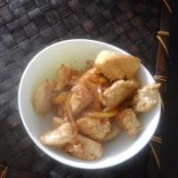 鶏照り柚子風味