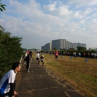 大阪淀川マラソン大会(ハーフ)