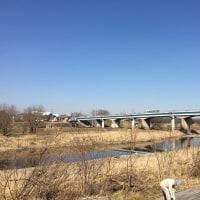 西武鉄道 街並みウォーク 稲荷山公園から入間川沿いを辿って歩く!