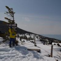 チビ登山第63座 八ヶ岳スノーシュー登山