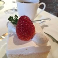 苺ショートケーキ 絶品ハッピーカフェ時間
