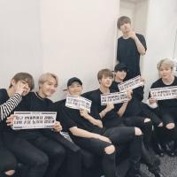BTS 本日のツイート(2017.3.21)