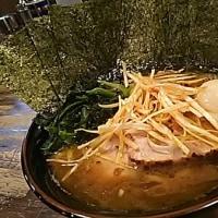 元気レストラン・特製醤油ラーメン