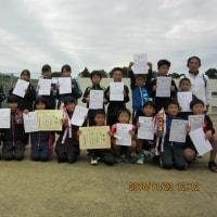 菊川市リレーマラソン大会の風景!