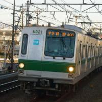 2017年2月21日 小田急 柿生 東京メトロ 6021F