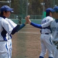 4月11日 対 東海学園大学(2回戦)試合結果