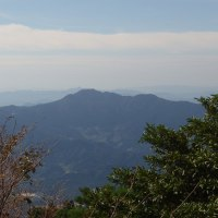 作礼山と天山