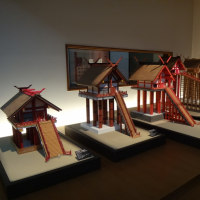 2016出雲:古代出雲歴史博物館~古代の出雲大社