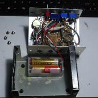 新年あけまして、10年?ぶり以上電池交換しなかったエレキーの電池交換