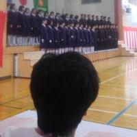 片品中学校卒業式‼