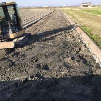 畦の水漏れ簡易修理、その3