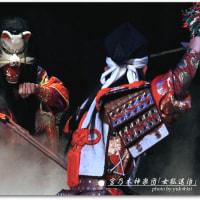 宮乃木神楽団「女狐退治」⑥