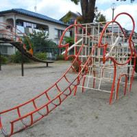 砂場一体型複合遊具-1の1